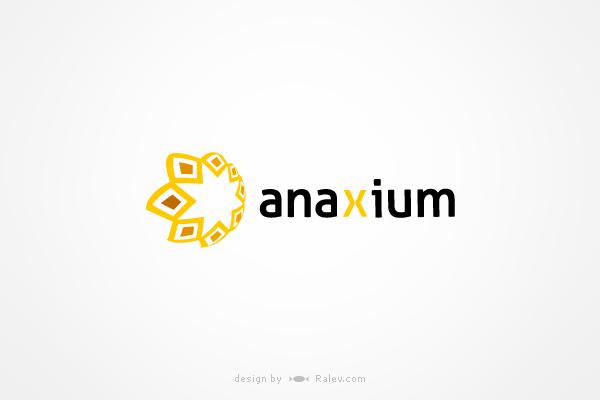 anaxium-logo-design