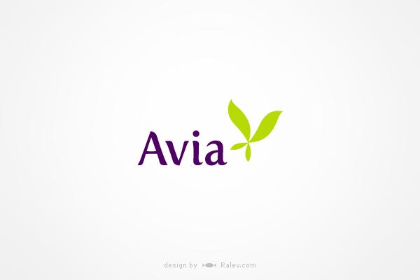 avia-logo-design