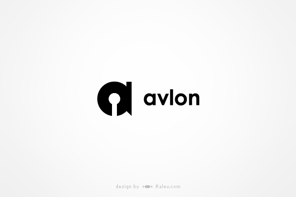 avlon-logo-design