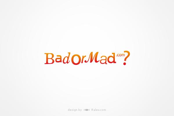 badormad-logo-design