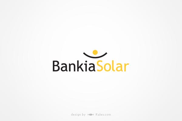 bankiasolar-logo-design