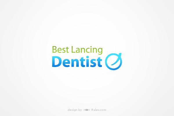 bestlancingdentist-logo-design