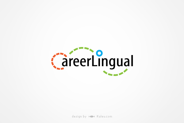 careerlingual-logo-design