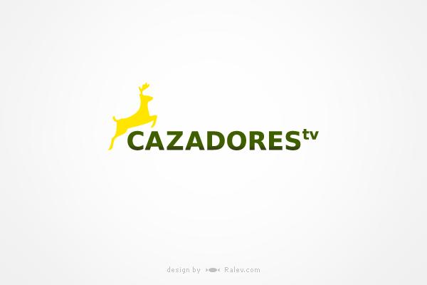 cazadores-logo-design