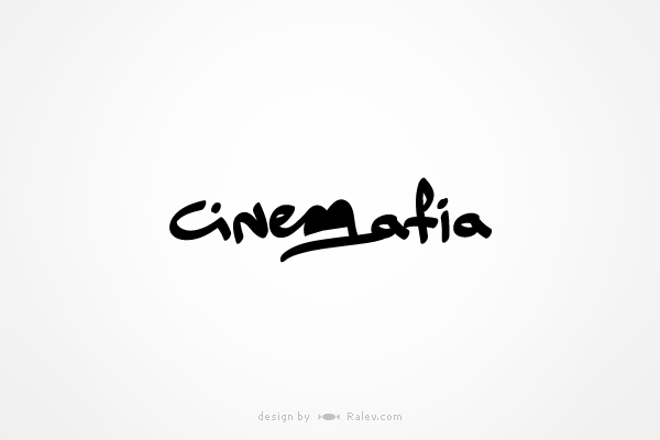 cinemafia-logo-design