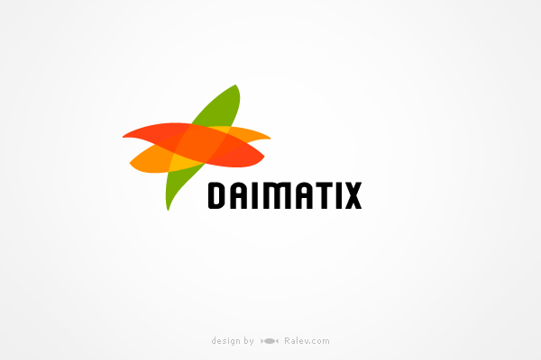 daimatix-logo-design