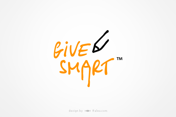 giveasmart-logo-design