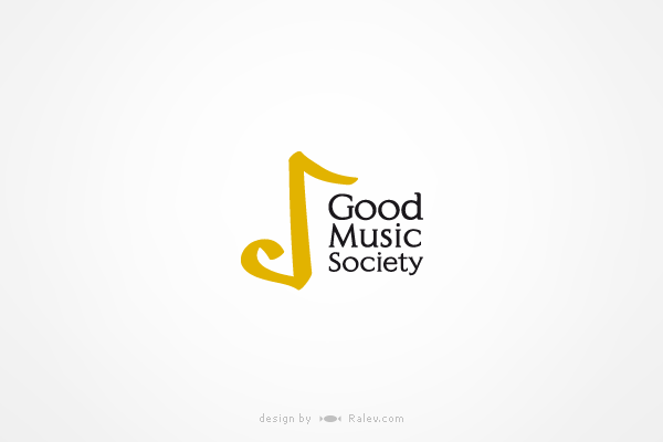 goodmusicsociety-logo-design