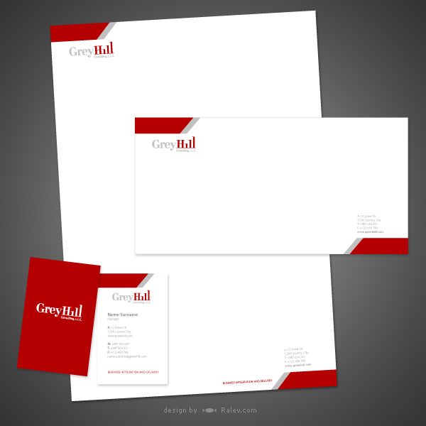 greyhill-stationery-design