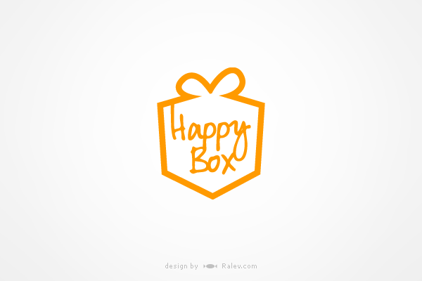 happybox-logo-design