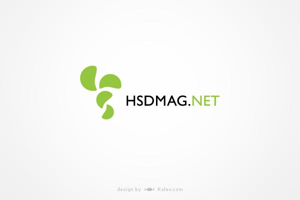 hsdmag-logo-design