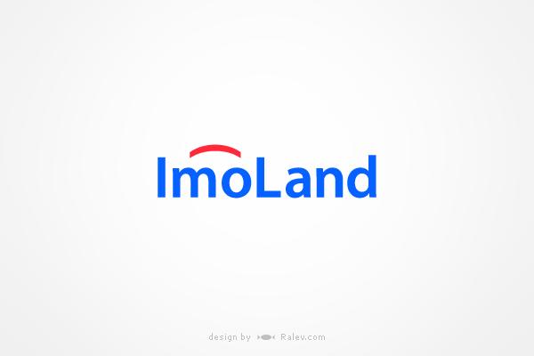 imoland-logo-design