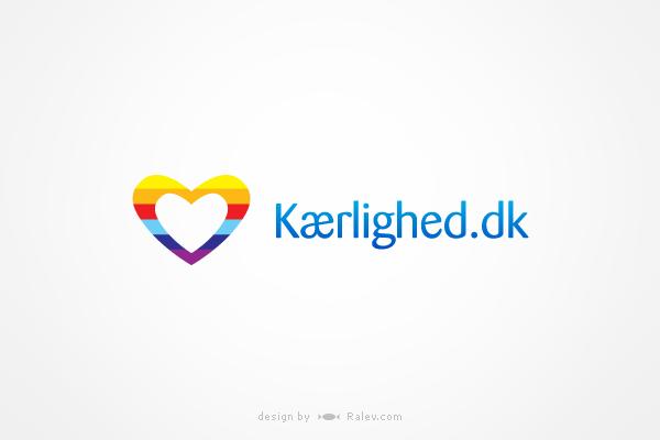 kaerlighed-logo-design