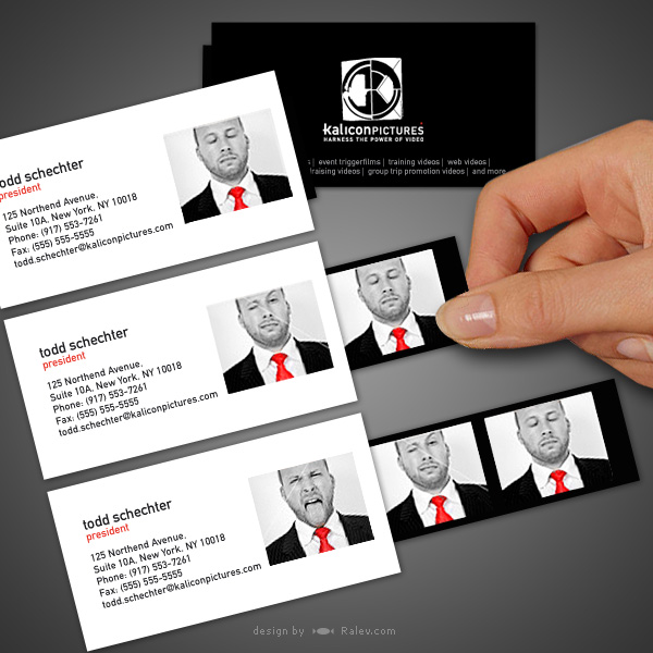 kaliconpictures-business-card