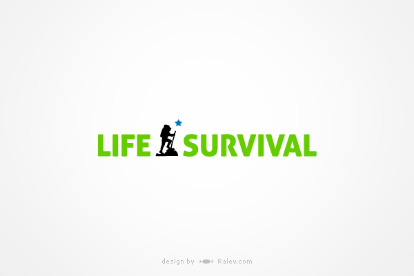 lifesurvival-logo-design