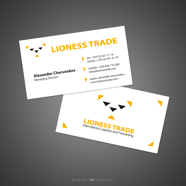 lionesstrade-business-card