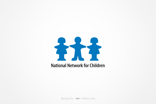 nationalnetworkforchildren-logo-design