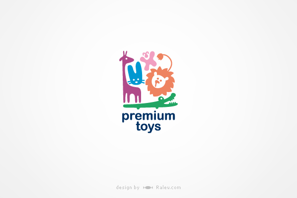 premiumtoys-logo-design