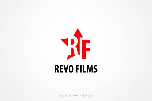 revofilms-logo-design