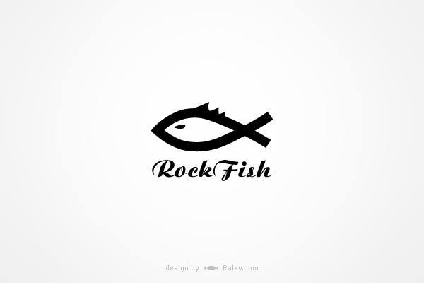 rockfish-logo-design