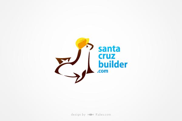 santacruzbuilder-logo-design