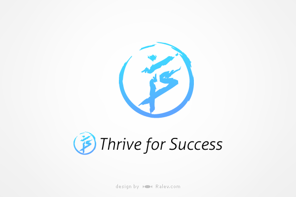 thriveforsuccess-logo-design