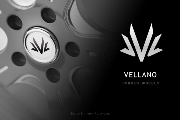 forged wheels logo design