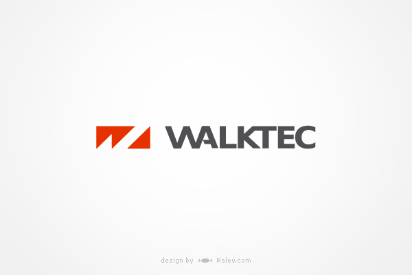 walktec-logo-design