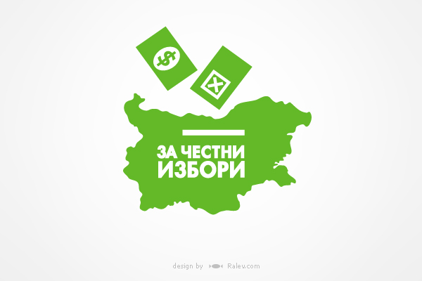 fair elections logo design