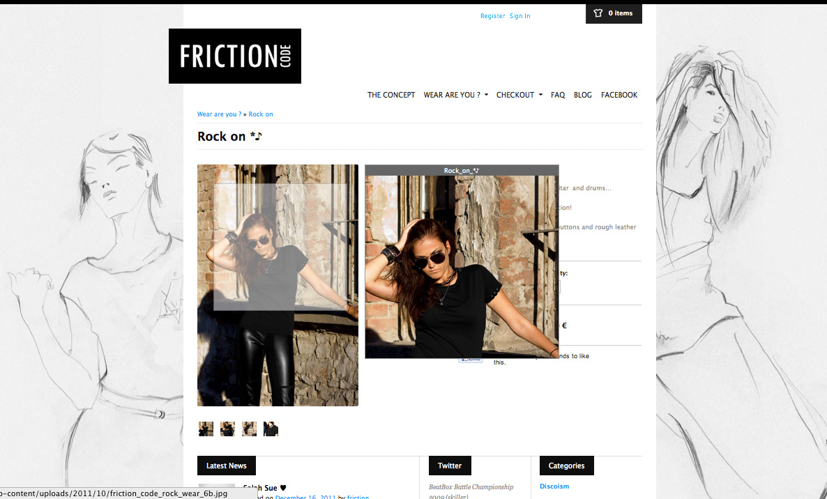 A Website To Design Clothes For Free Fashion clothing website