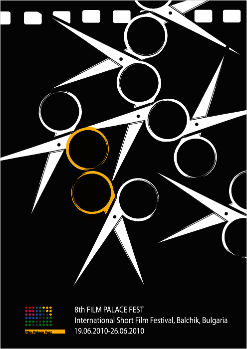 film festival poster design