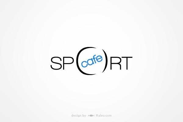 Sport Cafe – logo design | RALEV - Premium Logo & Brand Design ...