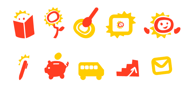 icons logo design