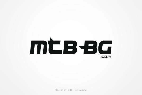 mountain bike portal logo design
