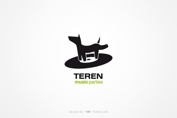 music parties logo design
