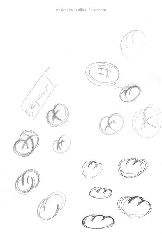 supermarket uniform designs sketches