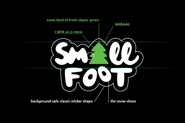 Small Foot design concept