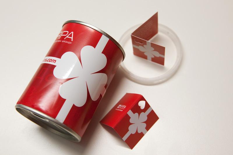 insurance company gift design branding