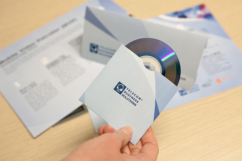 event branding design materials
