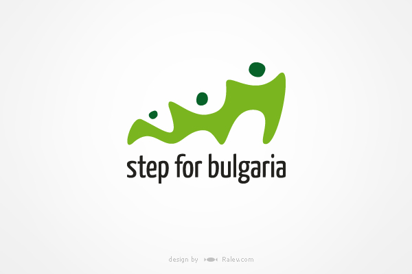 Bulgarian foundation logo design