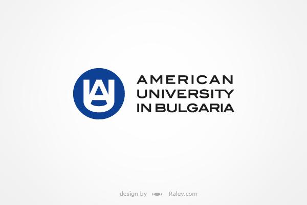 American University logo design