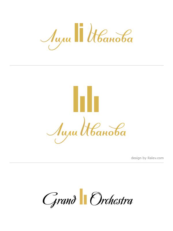 Identity design for Lili Ivanova