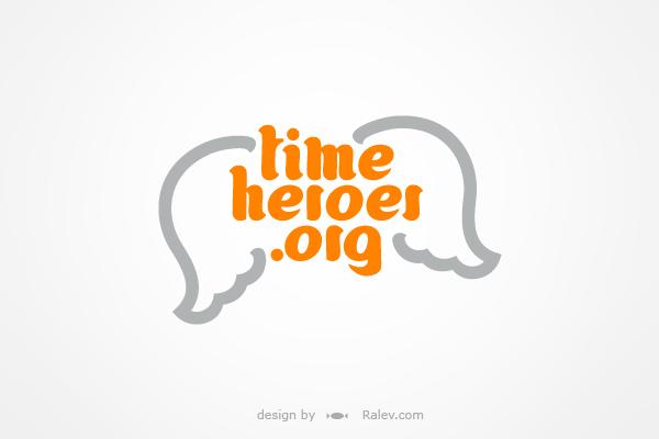 Time Heroes branding variation