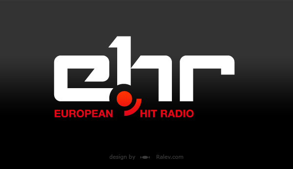 European Hit Radio - logo design