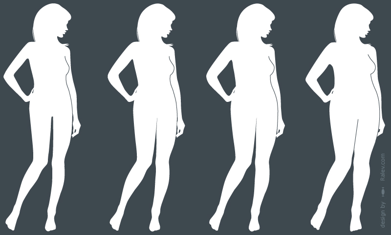 styling network silhouette designs