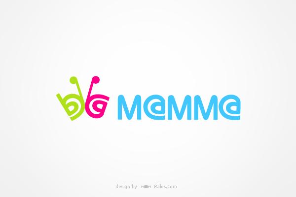 BG-Mamma - redesign of logo