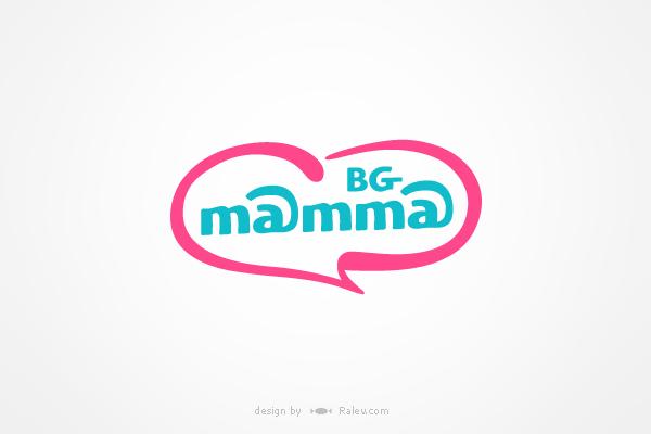 BG-Mamma - logo redesign variation