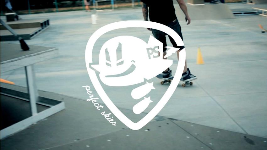 punk-rock music video