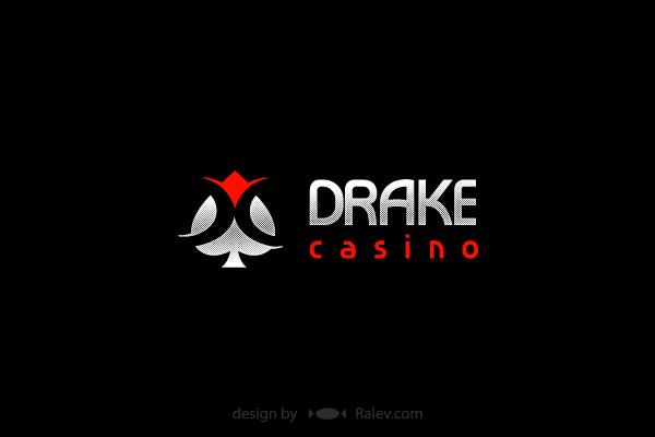Drake - online casino identity design