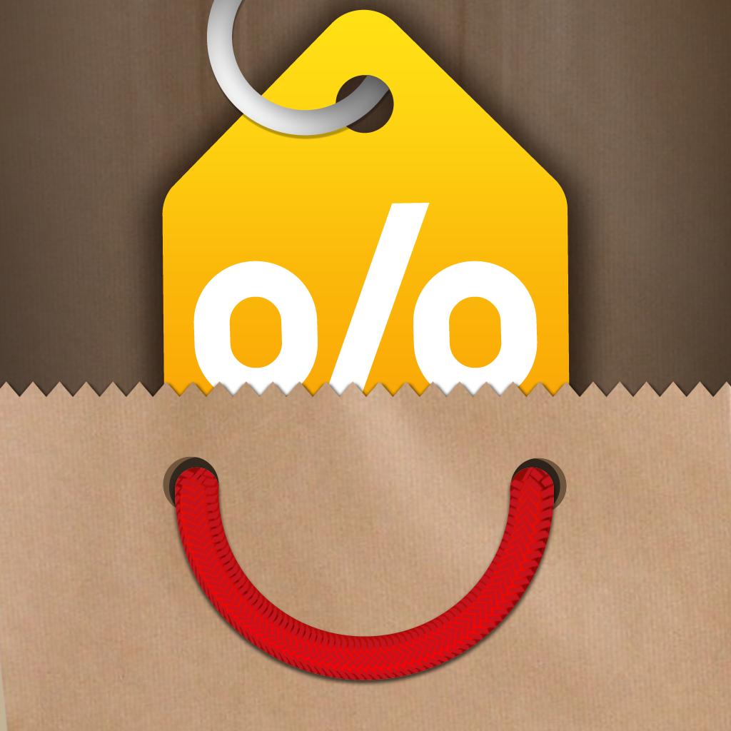 online retailer app icon design